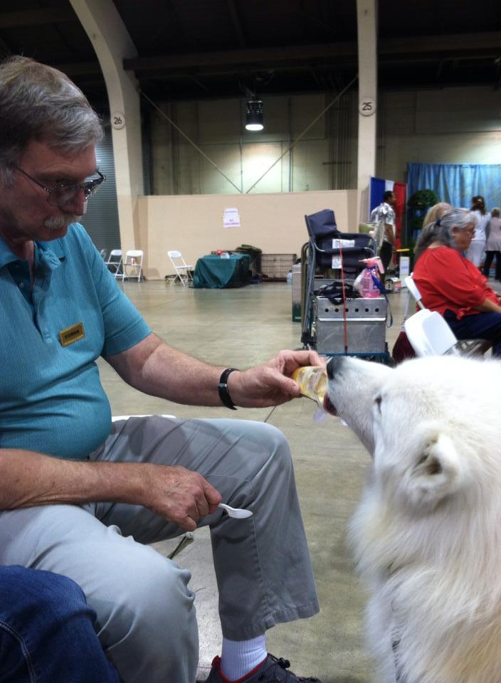 052314 my vet feeds me ice cream