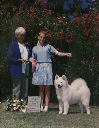 Best puppu 1st show May96