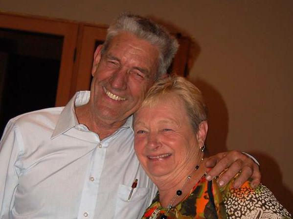 Alan & Jane Stevenson
