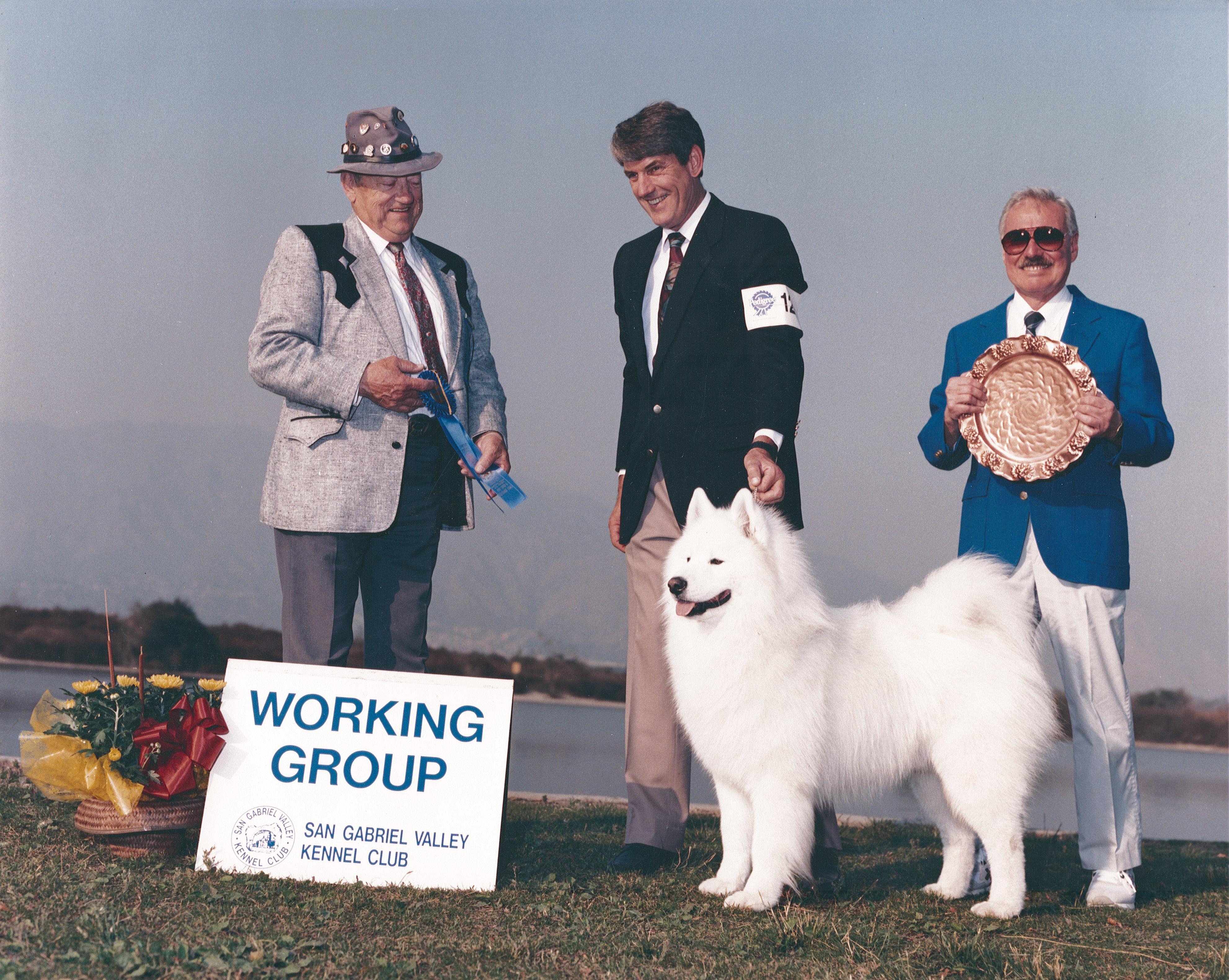 group 1 with bob ward