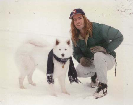 snow with mike